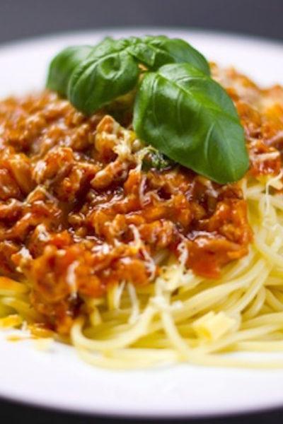 Spaghetti Again?