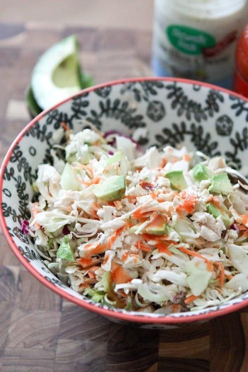 buffalo slaw salad
