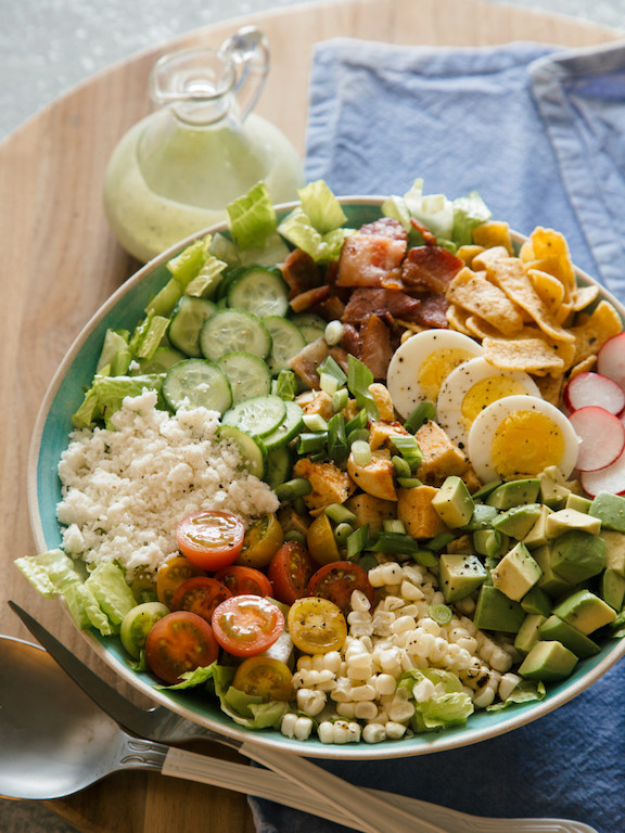 southwest cobb salad